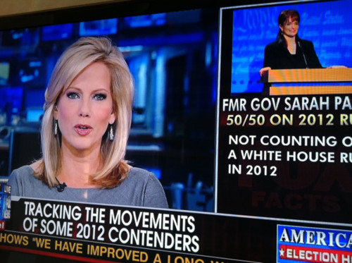 Fox News uses Tina Fey photo for Sarah Palin report